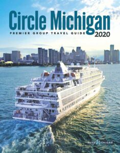 Circle Michigan Premier Group Travel Guide 2020 cover